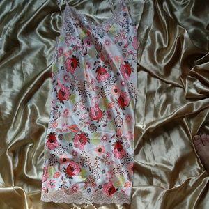 Victoria Secret floral nighty